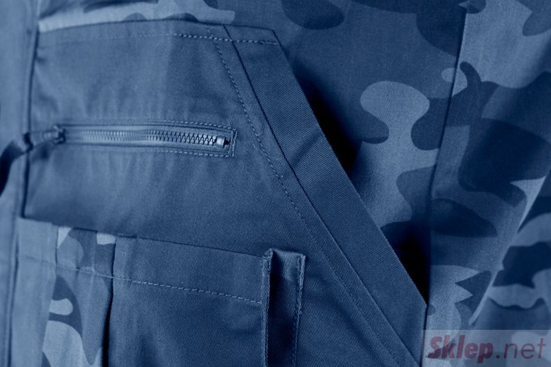 Bluza robocza CAMO Navy, rozmiar XXL