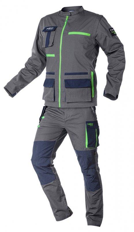 Bluza robocza PREMIUM, 100% bawełna, ripstop, rozmiar L