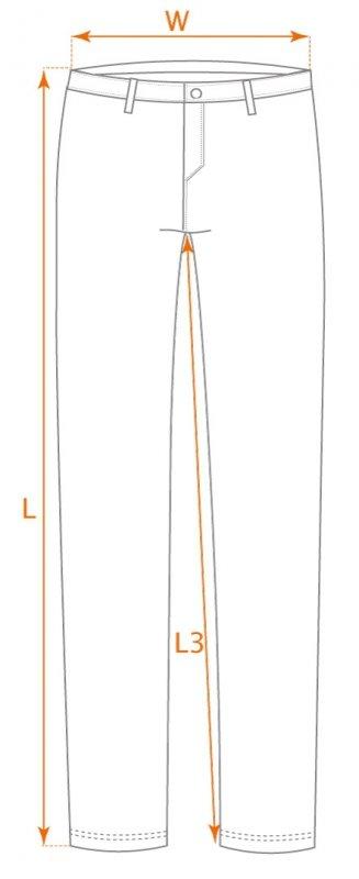 Krótkie spodenki Camo, rozmiar XXL