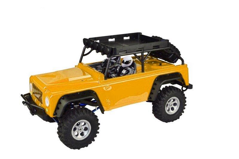 Rock Crawler 1:10, 4WD 2.4GHz - R0293