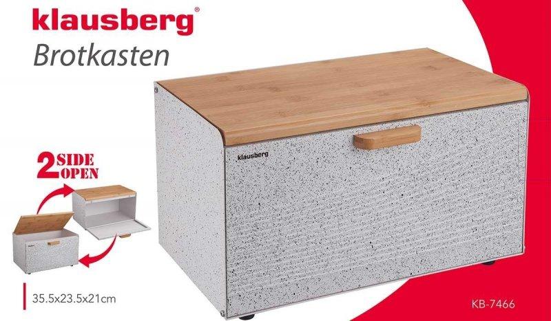 CHLEBAK DWUSTRONNY KLAUSBERG KB-7466
