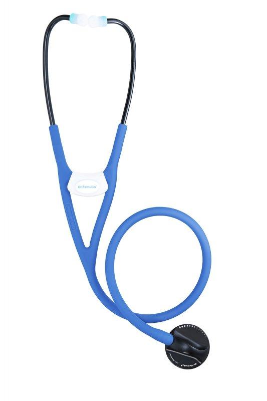 Dr. Famulus DR 650 D-granatowy Stetoskop następnej generacji, Strojenie Fine Tune, Internistyczny