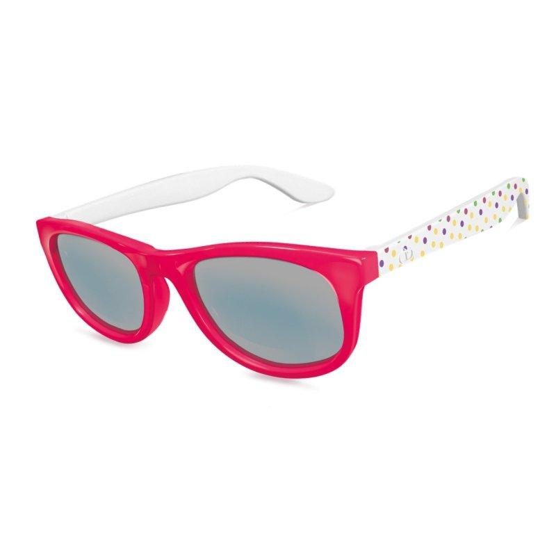 Visioptica By Visiomed France Miami Kids 4-6 l-różowy Okulary przeciwsłoneczne dla dzieci