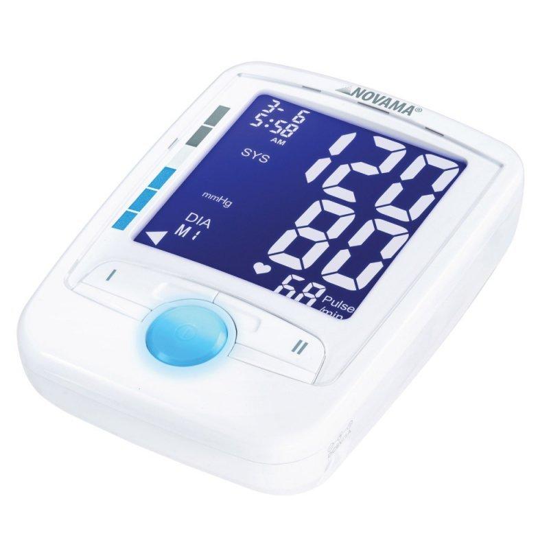 NOVAMA Comfort + Ciśnieniomierz naramienny 22-42 cm z dożywotnią gwarancją ESH i IHB