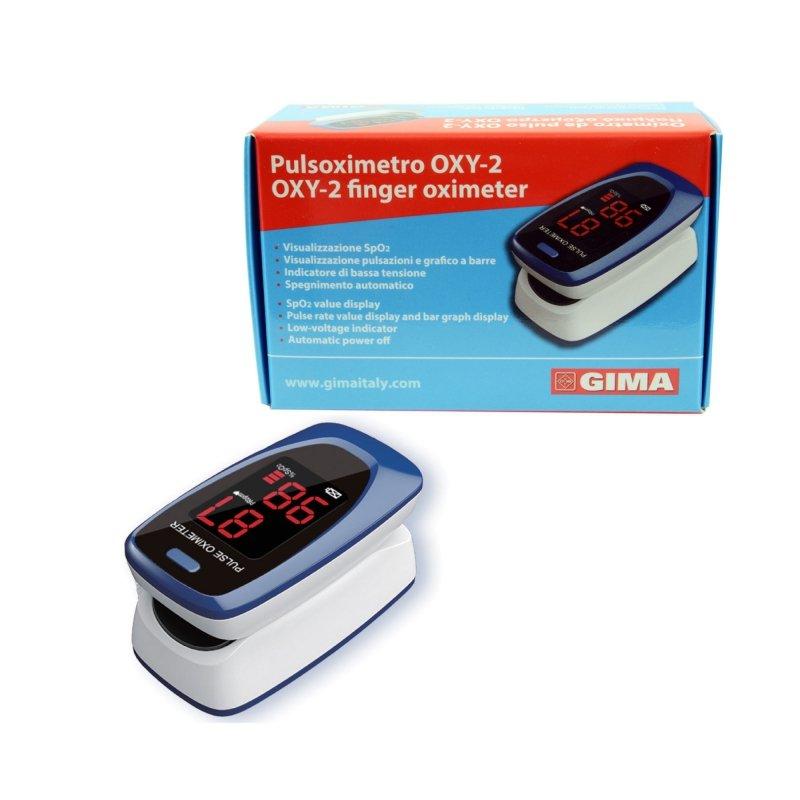 Pulsoksymetr napalcowy OXY-2 OXIMETER CMS50DL Pulsoksymetr napalcowy OXY-2 OXIMETER CMS50DL