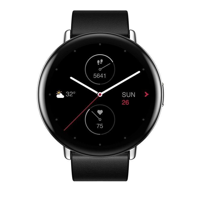 Smartwatch Amazfit Zepp E Round Polar Night Black (czarny)