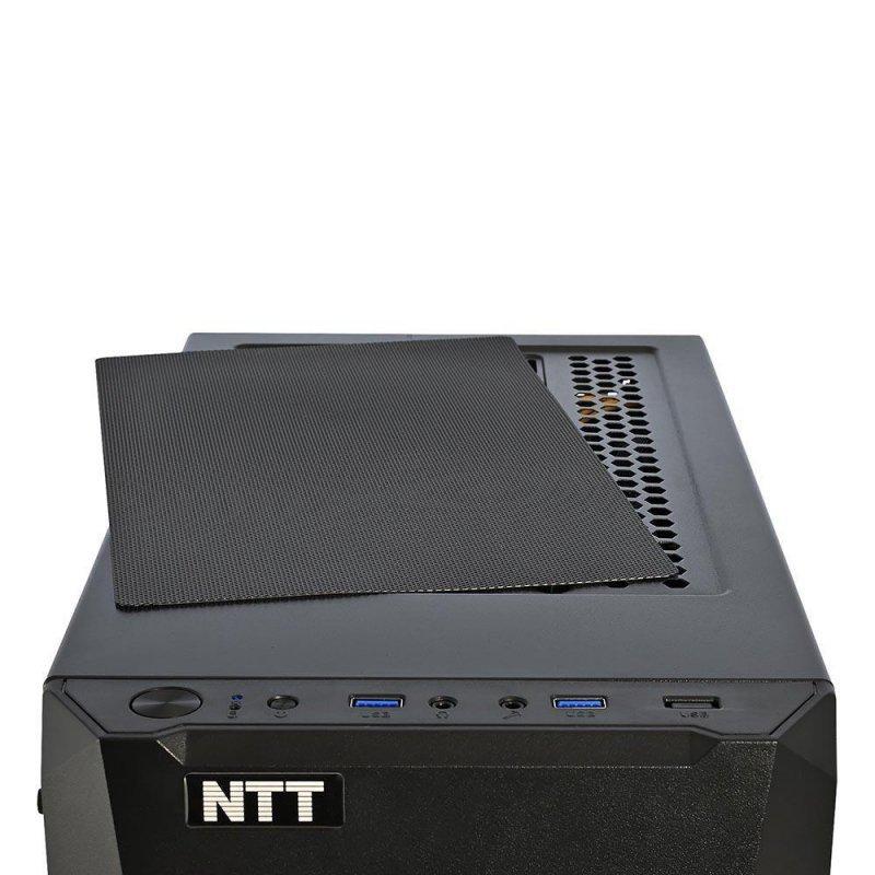 Komputer do gier NTT Game S - Ryzen 3 1200, GTX 1650 4GB, 8GB RAM, 480GB SSD, W10