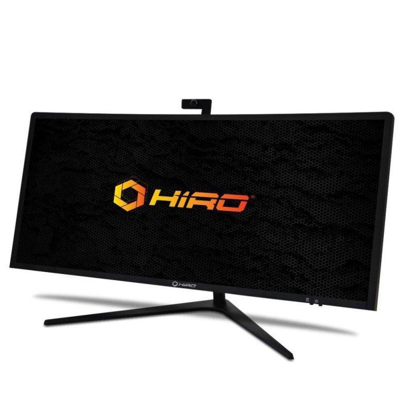 KOMPUTER ALL-IN-ONE AIO HIRO 34'' - I5-10400F, 16GB RAM, 512GB SSD, RTX 3060,WIFI, W10 HOME