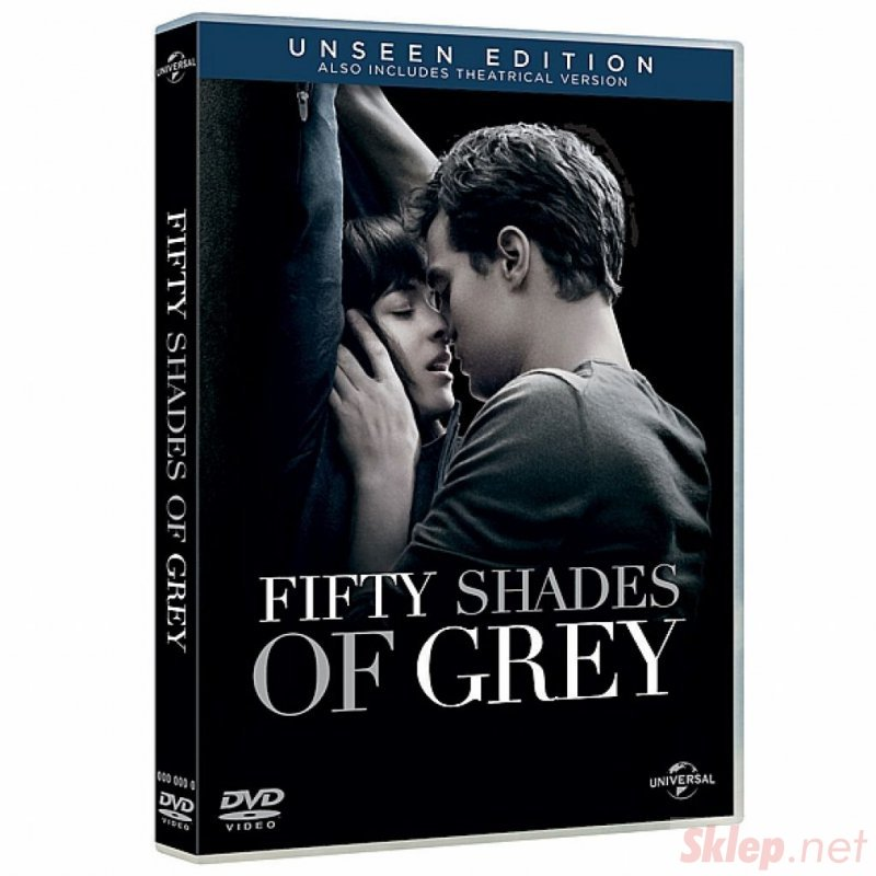 [brak wersji PL] Fifty Shades of Grey - The Unseen Edition DVD