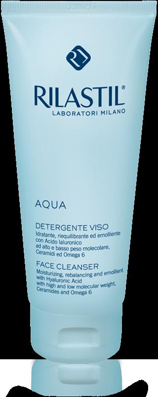 Emulsja do mycia twarzy, Rilastil Aqua 200ml