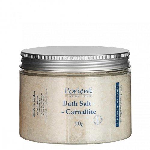 POWER OF MINERALS sól karnalitowa 500g