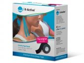 K-Active Tape kolor czarny 5 cm/17 m