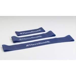 Loop - 7,6 x 45,7 cm obręcz taśma Thera Band niebieska