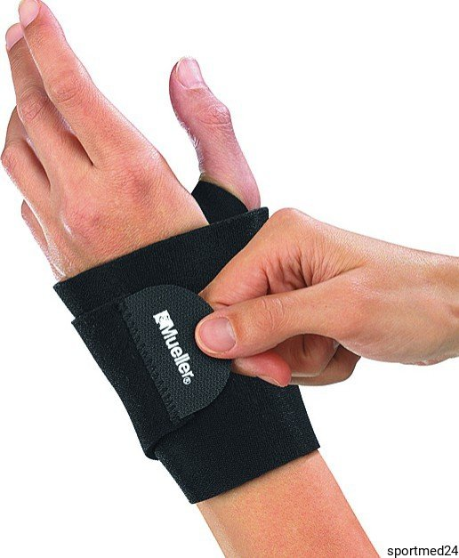 Neoprenowa Opaska stabilizująca nadgarstek