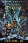 Klątwa tytana Percy Jackson i bogowie olimpijscy Tom 3 komiks