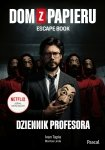 Dom z papieru. Dziennik Profesora. Escape book