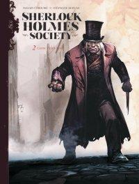 Czarne są ich dusze Sherlock Holmes society Tom 2