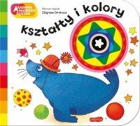 Kształty i kolory. Akademia mądrego dziecka