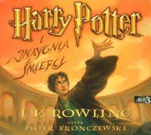CD MP3 Harry Potter i insygnia śmierci