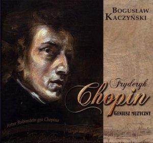 Fryderyk Chopin geniusz muzyczny + CD