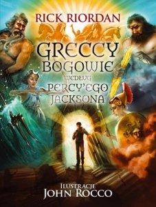 Greccy bogowie według percyego jacksona