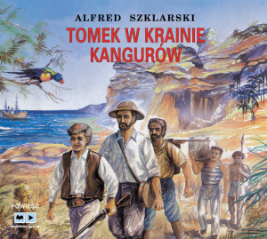 CD MP3 Tomek w krainie kangurów