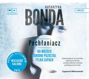 CD MP3 Pochłaniacz cztery żywioły saszy załuskiej Tom 1 wyd. 2015