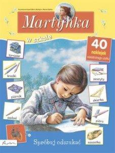 Martynka w szkole spróbuj odszukać