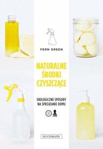 Naturalne środki czyszczące zielona seria