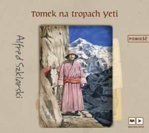 CD MP3 Tomek na tropach yeti
