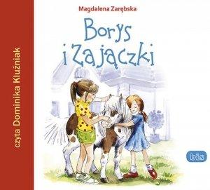 CD MP3 Borys i Zajączki
