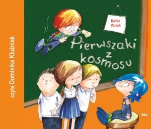 CD MP3 Pierwszaki z kosmosu