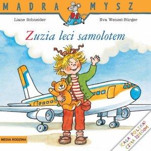Zuzia leci samolotem. Mądra Mysz