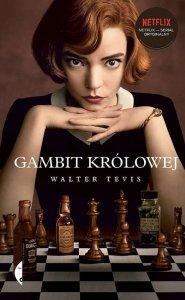 Gambit królowej okładka filmowa