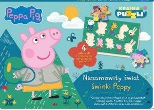 Niesamowity świat świnki Peppy. Kraina puzzli. Świnka Peppa