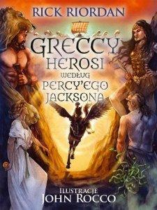 Greccy herosi według Percy'ego Jacksona wyd. 2021