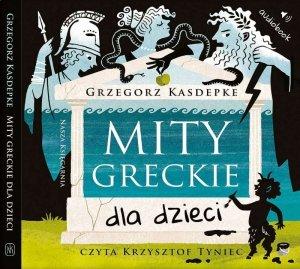 CD MP3 Mity greckie dla dzieci