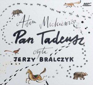 CD MP3 Pan Tadeusz