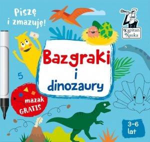 Bazgraki i dinozaury. Kapitan Nauka