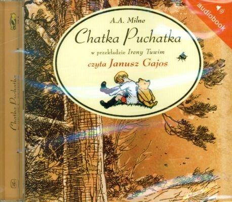 CD MP3 Chatka puchatka