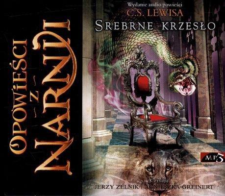 CD MP3 Srebrne krzesło opowieści z Narnii Tom 4