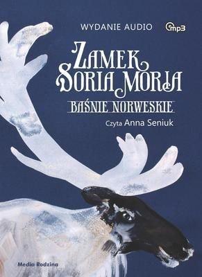 CD MP3 Zamek soria moria baśnie norweskie