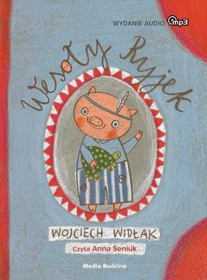 CD MP3 Wesoły ryjek