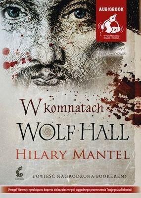 CD MP3 W komnatach Wolf Hall. Tomasz Cromwell. Tom 1