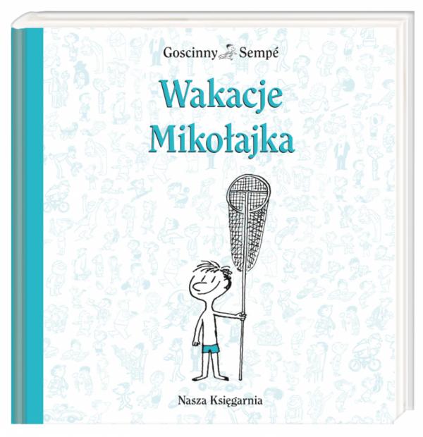 Wakacje Mikołajka wyd. 2014