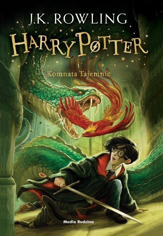 Harry Potter i komnata tajemnic wyd. 2016