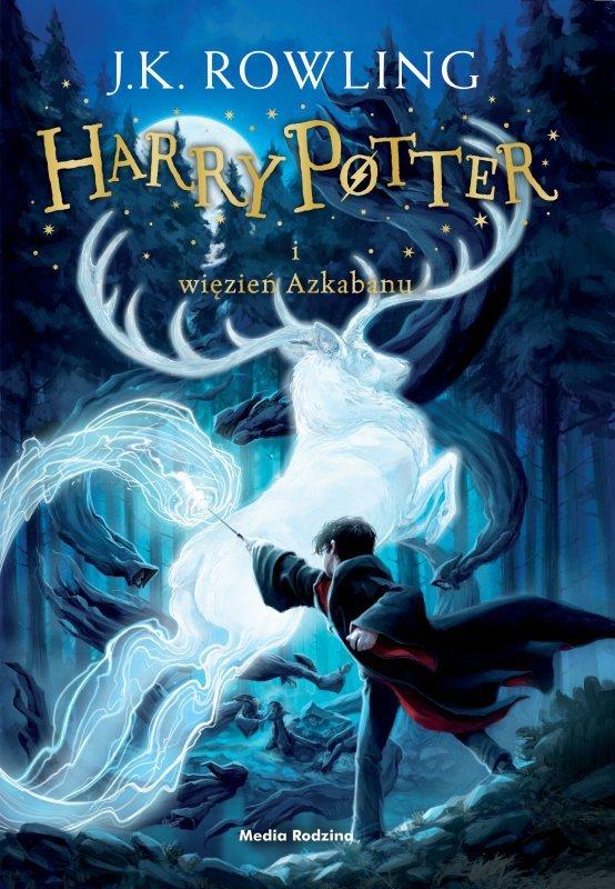 Harry Potter i więzień azkabanu wyd. 2016
