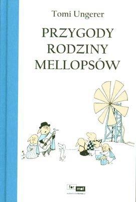 Przygody rodziny Mellopsów wyd. 2