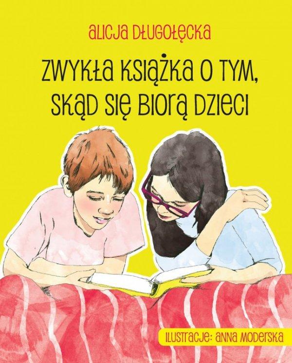 Zwykła książka o tym skąd się biorą dzieci wyd. 2