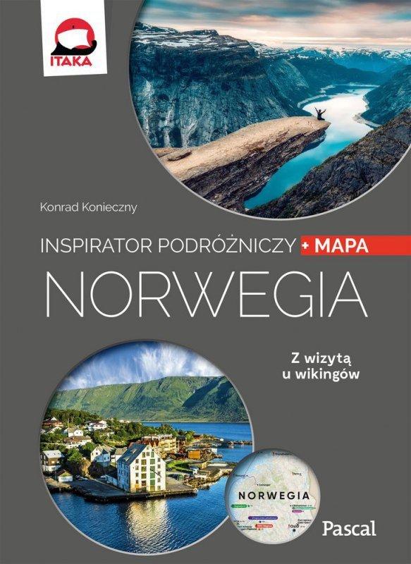 Norwegia inspirator podróżniczy Pascal